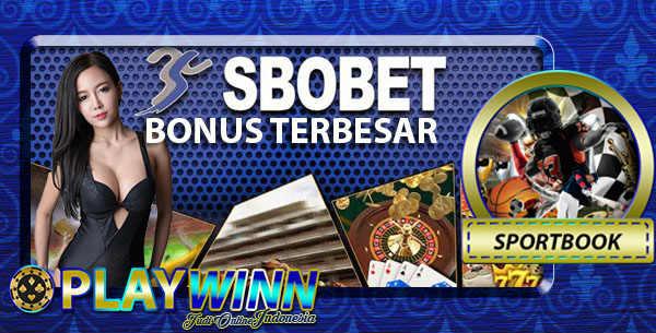 Bonus tebesar Sbobet