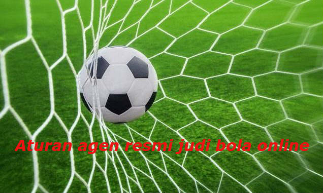 aturan judi bola online
